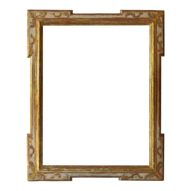 Image of Baroque 17th Century European Gilt-Wood Frame