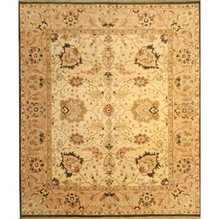 Pasargad N Y Sultanabad Design 12′ × 14′6″ Hand-Knotted Rug