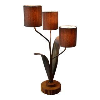 Botanic Mid-Century Modern Laurel Lamp