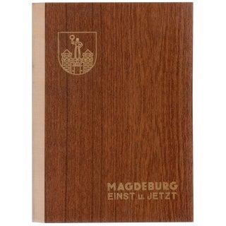'Magdeburg, einst und jetzt' Book by Reinhardt Helmut