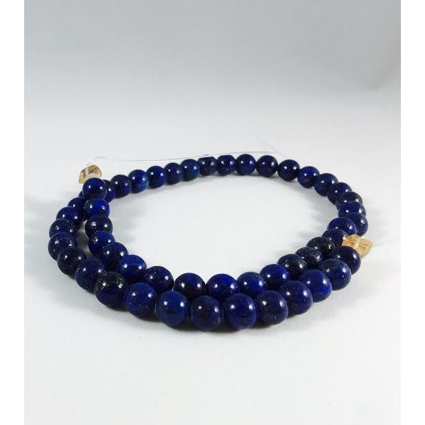 Lapis Lazuli Beads - Image 2 of 3