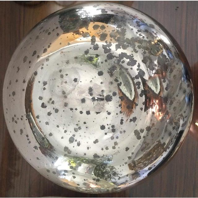 Mercury Style Glass Vases - Pair - Image 4 of 5