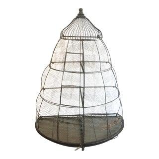 Vintage Tier Birdcage