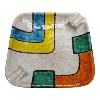 Bitossi Raymor Pottery Cigar Ashtray