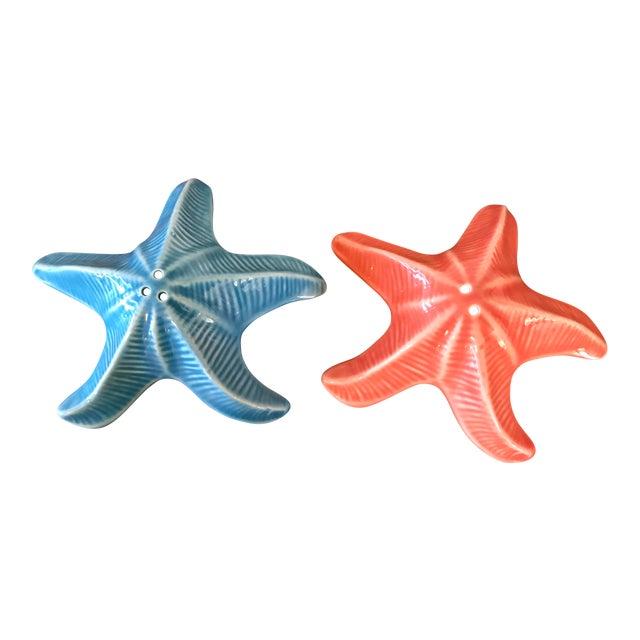 Andrea by Sadek Starfish Shakers - a Pair - Image 1 of 6