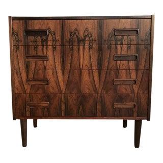 Mid-Century Danish Rosewood Chest of Drawers