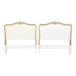 Drexel Touraine Collection Twin Headboards - A Pair