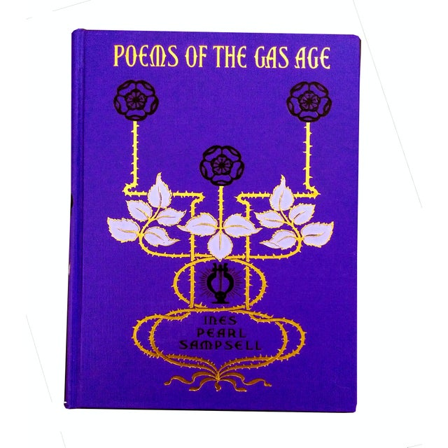 """1924 """"Poems Of The Gas Age"""" by Ines Pearl Sampsell - Image 1 of 8"""