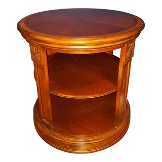 Ethan Allen Seaver Library Table