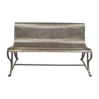 Belgian Metal Bench