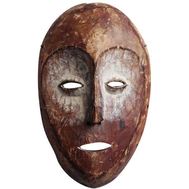 Lega Tribal Mask - Image 1 of 5