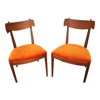 Kipp Stewart Dining Chairs - A Pair