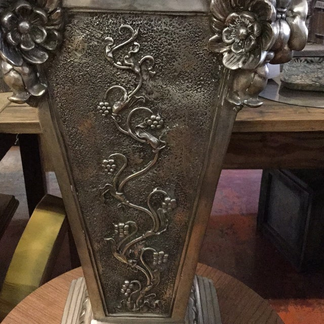 Image of Silver Cup Sculpture