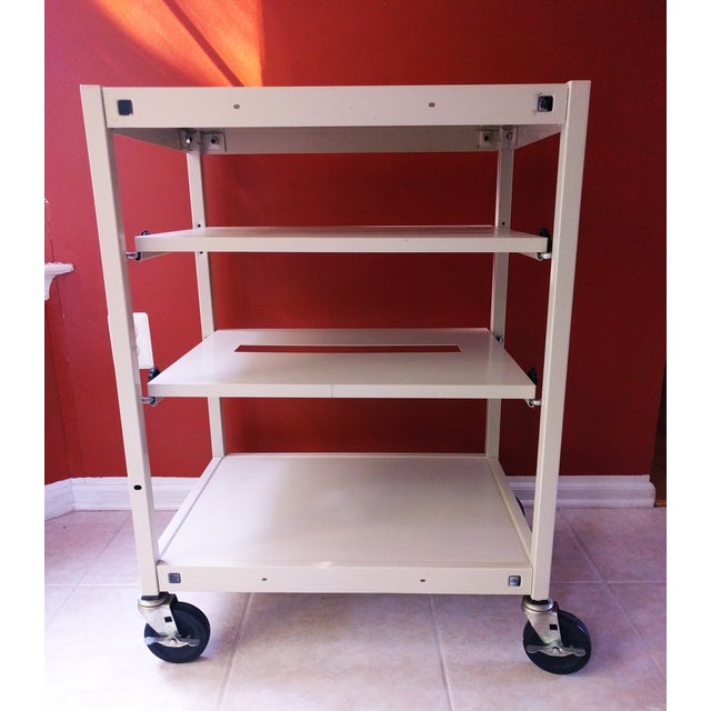 Image of Vintage Multi-Function Metal Cart
