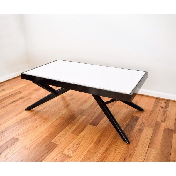 Mid Century Castro Convertible Coffee/Dining Table - Image 2 of 8