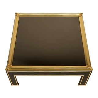French Coffee Table in the Style of Maison Jansen