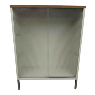 Glass Door Metal Cabinet