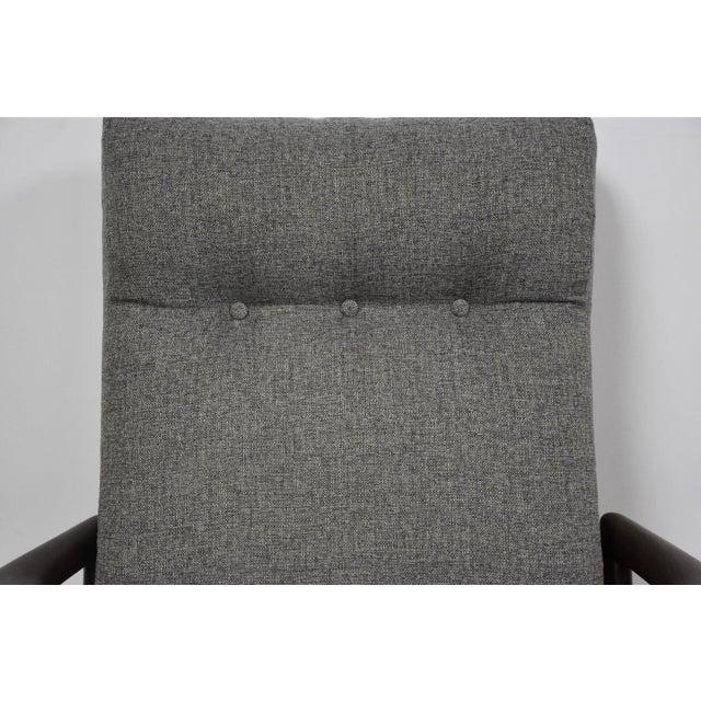 Ib Kofod Larsen for Selig Rocking Chair - Image 7 of 11