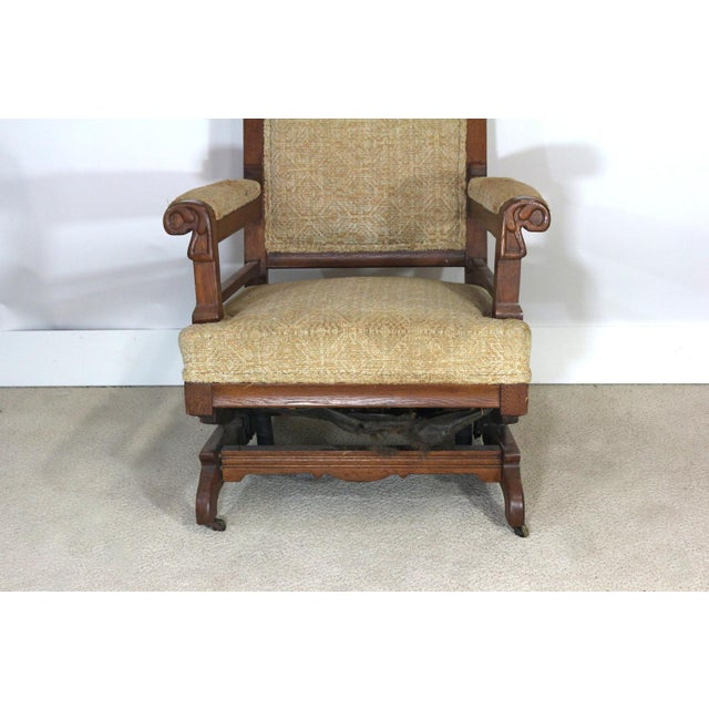 1880s Victorian Rocking Chair - Image 5 of 8