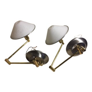 Holtkotter Swing Arm Lights - A Pair