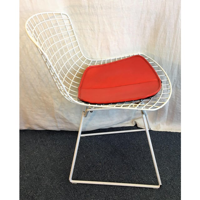 Harry Bertoia for Knoll Chairs - Set of 4 - Image 5 of 6