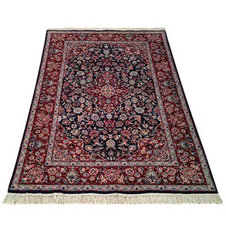 4'x6' Traditional Hand Made Rug - Size Cat. 4x6