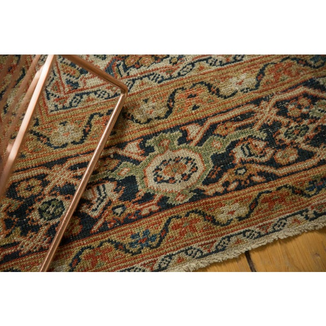 "Antique Mahal Square Carpet - 9'11"" x 9'8"" - Image 5 of 10"