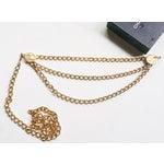 Image of Chanel CC Medallion Necklace Belt