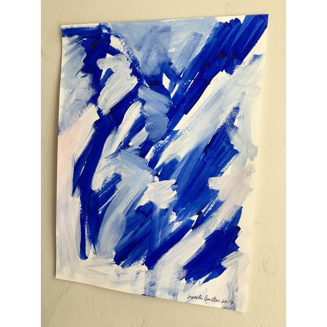 "Jessalin Beutler ""No. 23"" Acrylic Painting - Image 5 of 6"