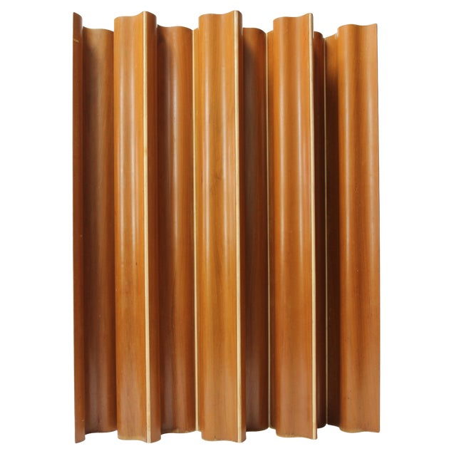 Eames Folding Plywood Screen - Image 1 of 11