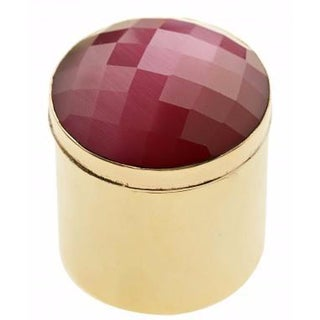 Pink Gemstone Ring Box