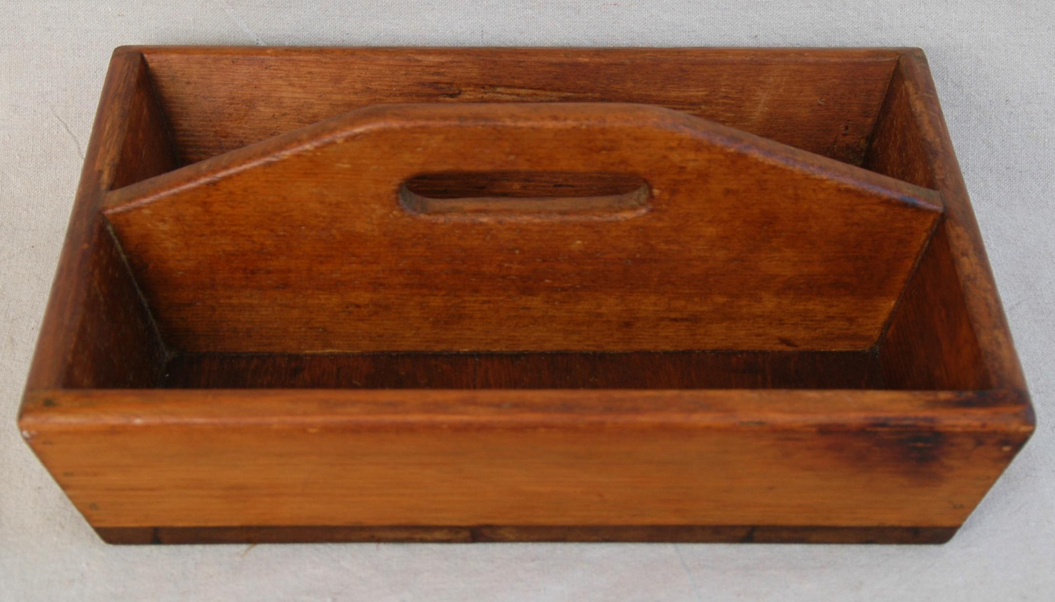 antique wood tray antique wood tote tray chairish 1302