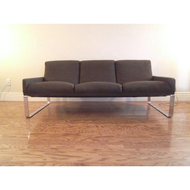 Mid-Century Modern Milo Baughman Sofa - Image 3 of 8