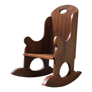 Studio Crafted Childs Rocking Chair