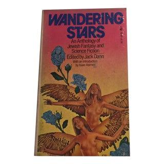 Vintage 1975 Wandering Stars Jewish Sci Fi Book