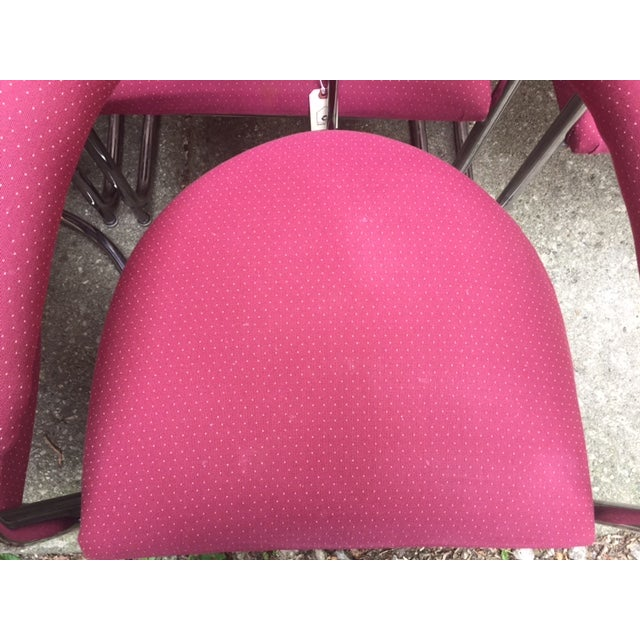 Vintage Thonet Anton Lorenz Chairs - Set of 6 - Image 6 of 11