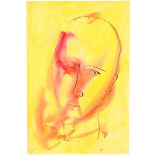 Mid-Century Portrait by Jean Margolin