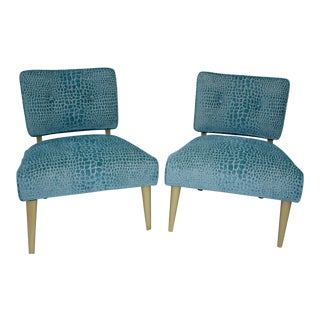 Kroehler Mid-Century Modern Chairs - A Pair