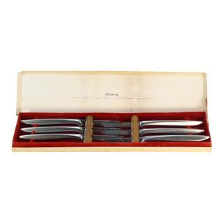 Gerber Miming Steak Knives Stainless - Set of 6