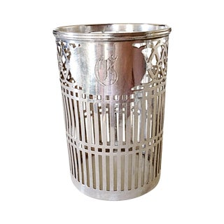 Sterling Silver Condiment Holder