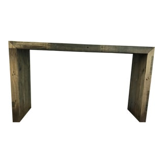 Reclaimed Wood Emmerson Console
