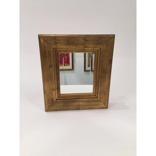 Vintage Gold Framed Mirror - Image 2 of 7