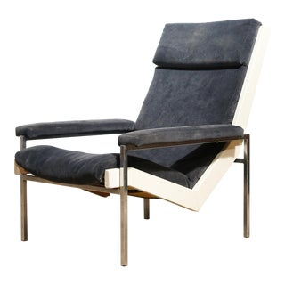 """Rob Parry for Gelderland """"Lotus"""" Lounge Chair"""