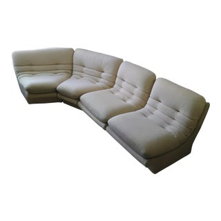Vladimir Kagan Modular Sofa for Preview