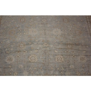 "Hand Knotted Fine Oushak Rug by Aara Rugs Inc. - 22'6"" x 15'2"""