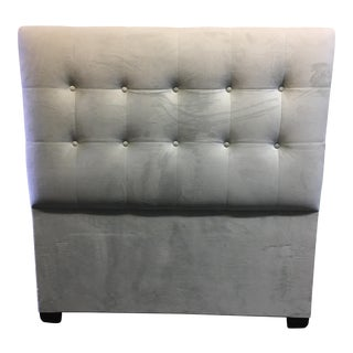 Tufted Twin Size Upholstered Headboard