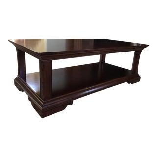 Thomasville Rectangular Coffee Table