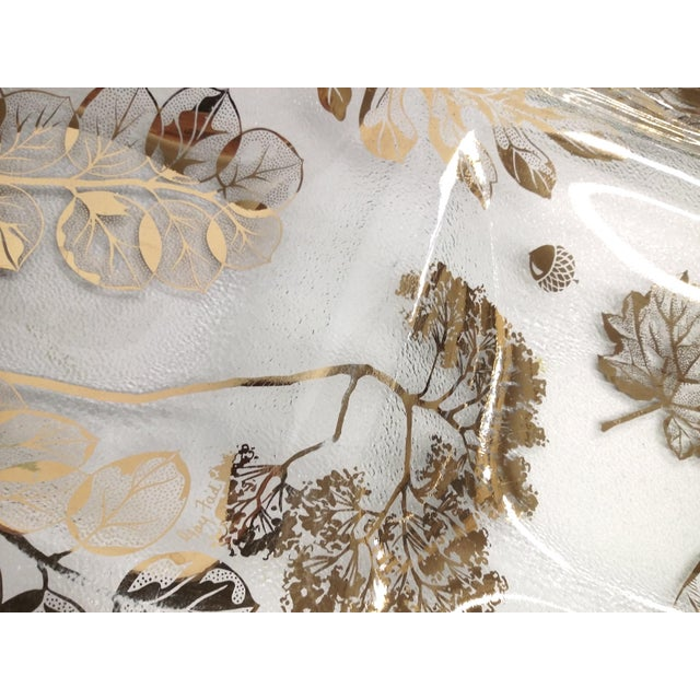 Mid-Century Modern Four-Section Botanical Tray - Image 9 of 10