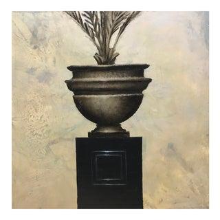 """David Jackson """"Horticole–Le Palmier"""" Painting"""