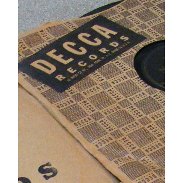 Antique Records in Paper Sleeves - Set of 9 - Image 5 of 5